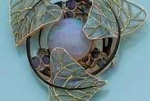 juwelen art nouveau