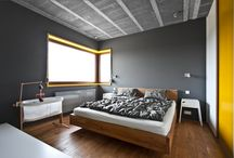 accent wall / by Phoebe Yip