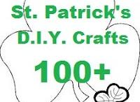 st patricks crafts