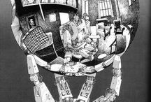 EP - Katsuhiro Otomo / Akira, Steamboy etc.