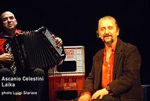 Laika - Ascanio Celestini / Stagione di Prosa Teatro Comunale Dalla di Manfredonia