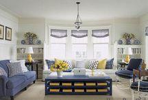 Interior - Living Spaces / by Haley Wertz