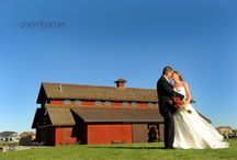 Colorado Barn Wedding / Ideas for an outdoor barn wedding, perfect for summer and fall weddings.
