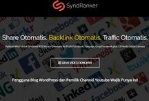 SyndRanker - Auto Share, Auto Backlink, Auto Traffic