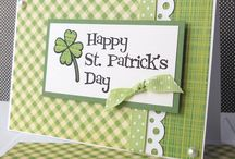 St. Patrick's Day Cards n Crafts