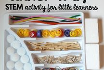 Loose parts and tinker trays