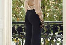 Elegant pants outfit