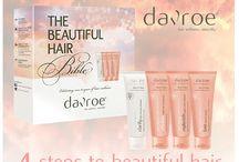 Davroe hair wellness... naturally / Haircare products that make you look and feel good naturally!