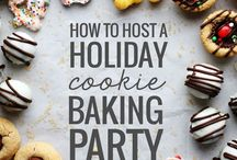Cookie Baking Party