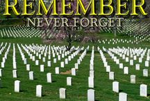 """Memorial Day /                  In remembrance of all the brave soldiers who have died for our country!  They are honored!                                                            ***See more pins under """"4th of July""""***    / by Therese Scribner"""
