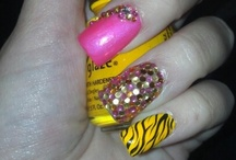 Paige's badass nails! / by Paige Robinson