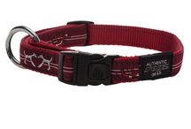 Dog Collars, Tags, Leads and Harnesses / Add some grooviness to your dog's attire with our range of collars, leads, tags and harnesses.