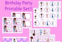 Kids Party Things / by Kathleen Kennedy Gerardi