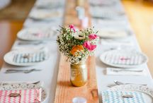 Wedding Table / by Tul y Flores .