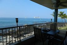 Kona Coast Vacations Ocean Front Condos