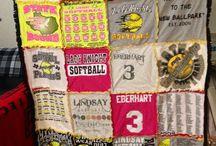 softball quilt