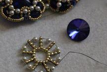 Collana blu rusa