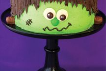 Frankenstein Party Ideas / All the ideas you need to throw a spooktacular Frankenstein party this Halloween.
