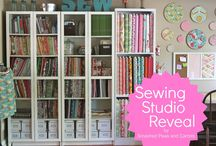 Home Stuff-Craft Room / by Wendy Penwright