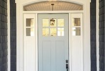 Curb Appeal, Porches, and Front Door