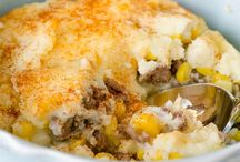 Casseroles / Simple and delicious recipes for casseroles.