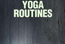 Yoga-trening