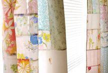 Vintage fabrics & embroidery