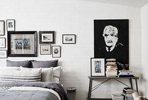 mieszkanie - sypialnia