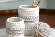 Small Crocheted Projects