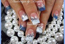 Nail art / Winter nails