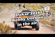Dakar 2016 / El paso del Dakar por el norte Argentino