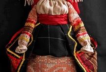 Народные куклы/Folk dolls