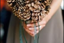 Pine Cone Wedding Inspiration