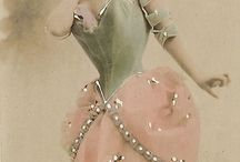 dámská moda od r. 1900