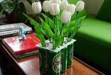 Crafts with Cans