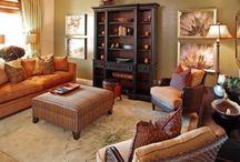 Living Room / by Alberto Vazquez