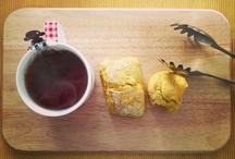 Boonana Cafe: Scone & bread