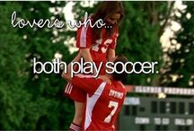 Soccer / by Becky Krzycki