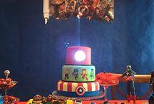 Festa Avengers / Festa a tema