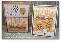 Stampin Up - Happy Celebrations