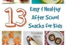 School snacks