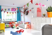 Kids' Rooms / by Carrie Carr