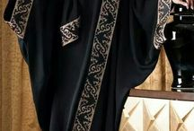 Fancy Abaya