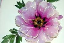 flores de resinas