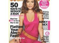 Magazines américains / American magazines