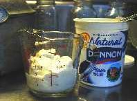 Recipes: Yogurts