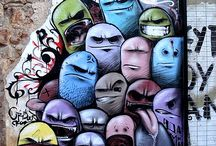 Graffiti/kunst