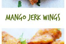 lemon pepper wings and ring pop brrrrr...