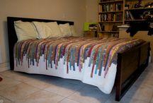 Master bedroom / by Amy T Schubert