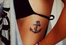 tattoos / by Sara Thompson